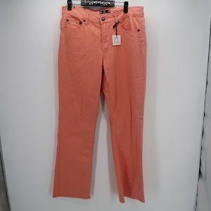 NEW Tru Lixe Jeans Salmon Adelaide Boot Cut 14